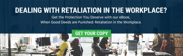 retaliation in the workplace ebook