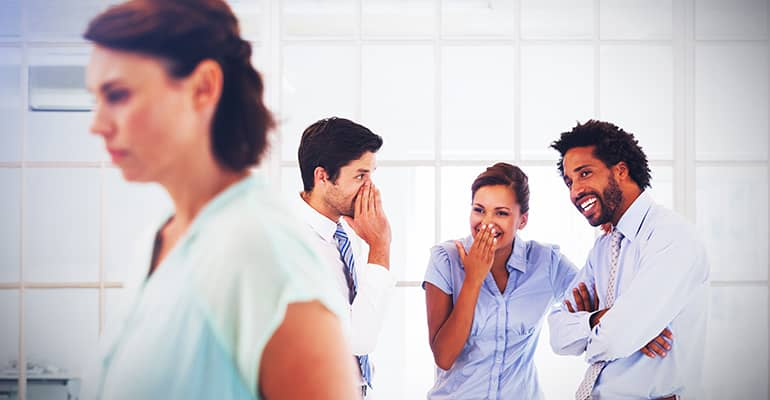 bullying at work what is legal and what is not