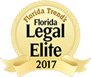 Florida Trens Legal Elite 2016 Badge