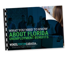 What You Need to Know About Florida Unemployment Benefits ebook