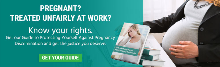 pregnancy discrimination in the workplace eBook