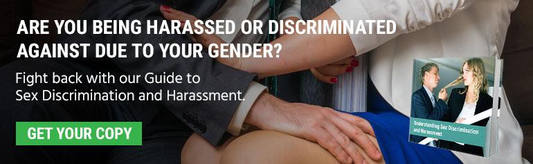 sex discrimination eBook offer