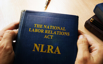 that national labor relations act and social media