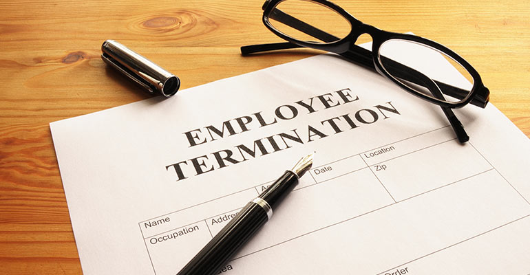 were you wrongfully terminated from your job